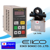 Compact and Reliable packaging testing equipment tension meter T300 for industrial use tension controller also available