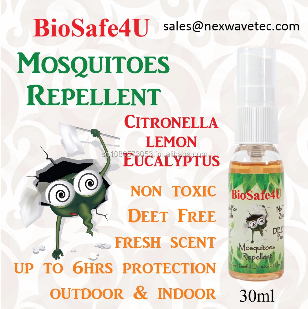 Mosquitoes Repellent - 30ml
