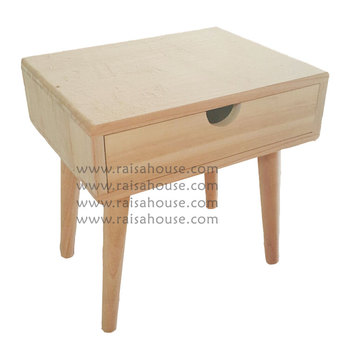 Indonesia Furniture-Viandry Bedside Table Hospitality Project Furniture