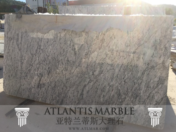 Turkish Marble Block & Slab Export / Galaxy White & Grey Marble