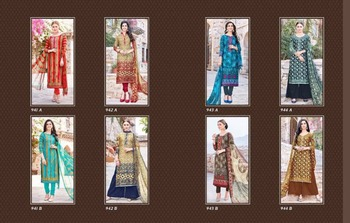 Bela Lawn Digital Printed Salwar Kameez Salwar Suit For Women