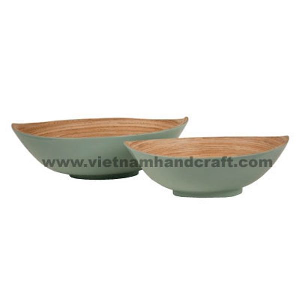 High quality eco-friendly handcrafted Vietnam lacquer wooden handicraft products