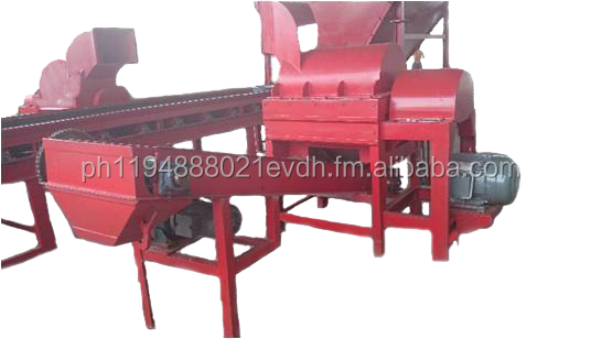 Composting Machine with Screw Conveyor