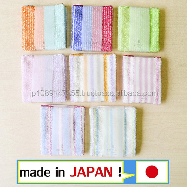 High quality and colorful hand towel bath for kitchen tool , fabric also available