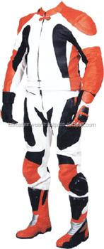 Racing Suit Motorcycle , Leather Suit Motorcycle , Motorcycle Gloves,