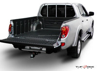 Tuf Dek. A bed Liner to suit the Mitsubishi Triton
