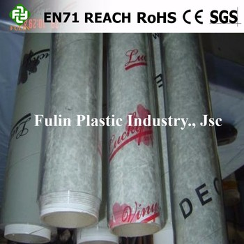 Soft Printing Transparent PVC Film