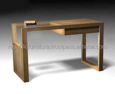 Modern Indoor Solid Lux Console Table With Drawer Reclaimed Furniture