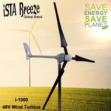 i-1000 48V Wind Turbine - iSTA Breeze