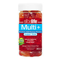 Slice Of Life Sugar Free Vitamin D3, 30 gummies by Yummi Bears (Hero Nutritional Products)