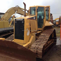 used catD5 bulldozer original USA for sale in Shanghai in good condition