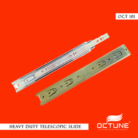 TELESCOPIC DRAWER SLIDE