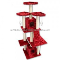 Latest Design cat bed tree cat house,selling in Germany