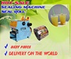 Hot Sale Handheld Cup Sealing Machine and Seal Roll /Machine