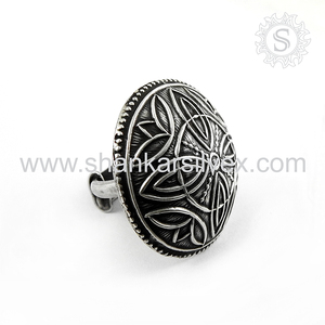 Souvenir Fashion Silver Jewelry 925 Silver Jewelry Wholesale Ring Manufacture
