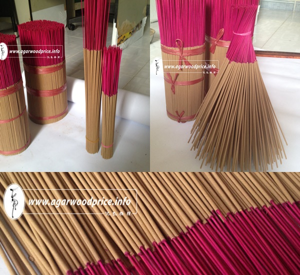 Vietnam incense stick with high grade Gaharu, no chemical added, pure oud wood ingredients