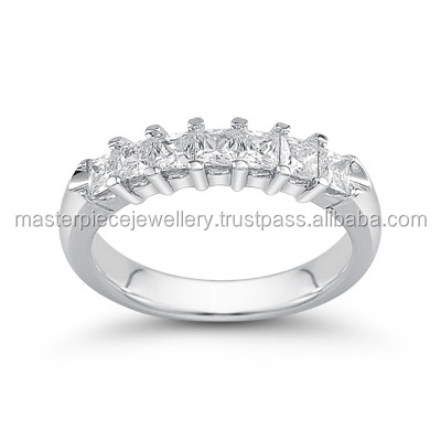 important 1-1/2 CT 14K white gold Diamond ForeverBonds Exclusive wedding ring promise for guys 3 ct diamonds rings