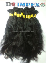 dubai export import co !!100 percent indian mongolian human hair
