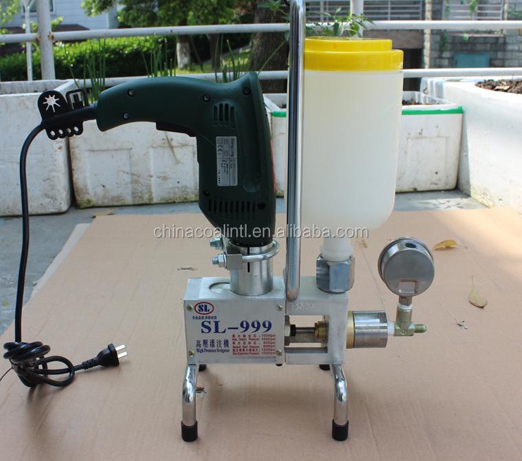 epoxy mixing machine