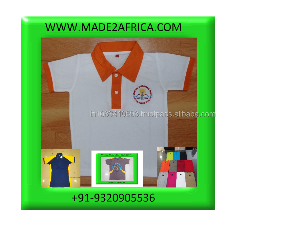 T-SHIRTS, SHIRTS, UNIFORM, 100% COTTON, MADE IN INDIA QUALITY T-SHIRTS