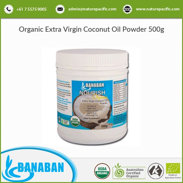 Fresh and Healthy Cold Pressed Coconut Oil Power Available for Bulk Buyer