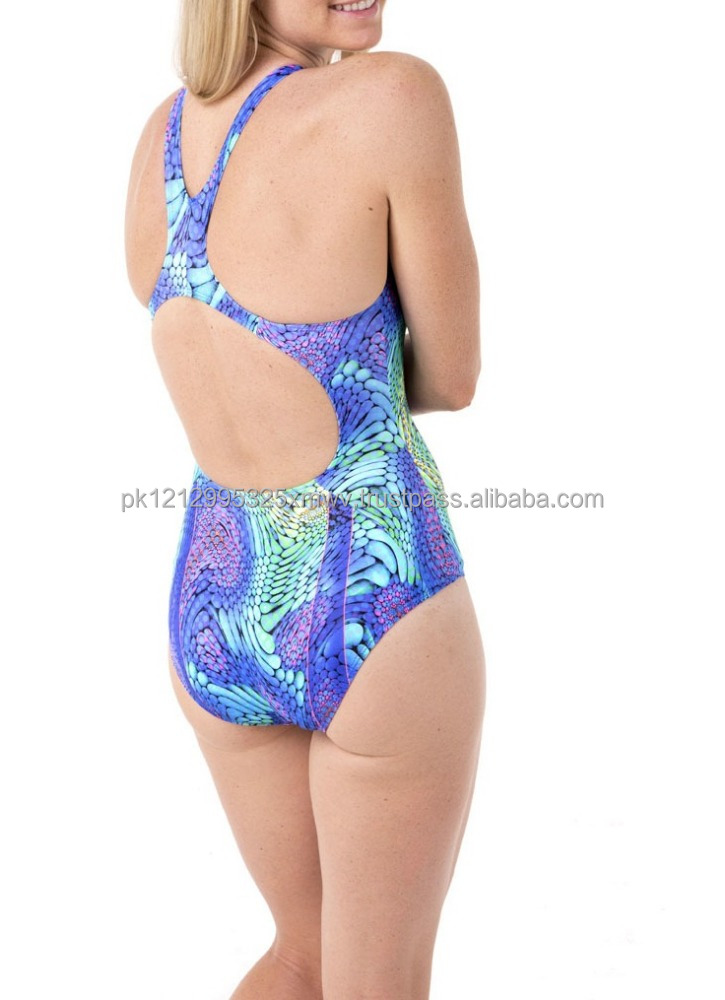 Custom Design Sexy Women Swimsuit Wholesale Plain Swimwear With Cut Out Part One Piece Ladies Beachwear