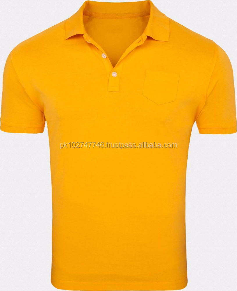 hiqh quality 100% cotton pique mens customized polo t shirts with your company embroidered logo