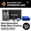 Water-wicking car accesories body glass coat , trial set available