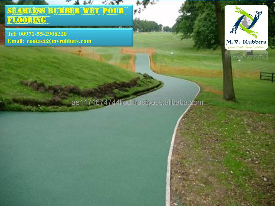 EPDM Sports Rubber Flooring