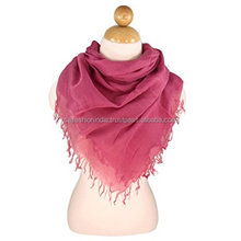 2017 100% Cashmere Solid color Scarf /Shawl