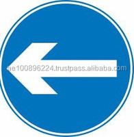 Aluminium Road Sign Board , Traffic Reflective Signs