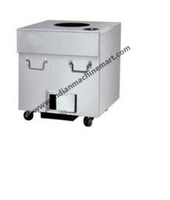 High precision multi head Tandoor SS (Gas) Machine (Made in India)/ coal operated plus gas operated
