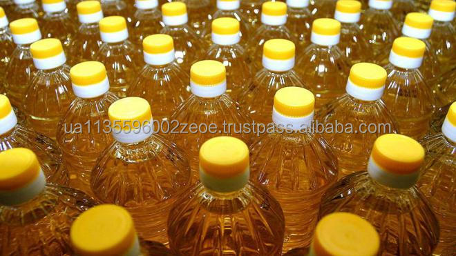 Factory price Refined Sunflower oil for sale from Ukraine