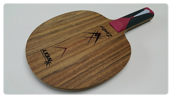 "Table Tennis Blade - ""Zealot"" from South Korea"