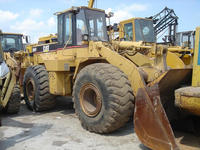 Used CAT 966F Wheel Loader for sale, Original Caterpillar 966F2 Wheeled Loader