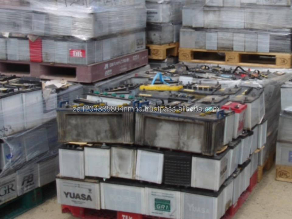 used car battery scrap