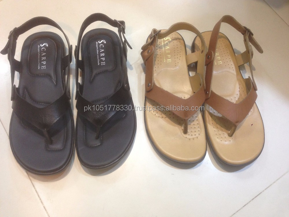 STYLISH COMFORTABLE LEATHER SANDALS NEW DESIGNS HAND MADE
