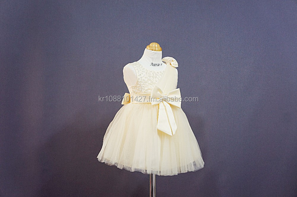 2015 BRAND NEW KOREAN GIRL DRESS BABY DRESS