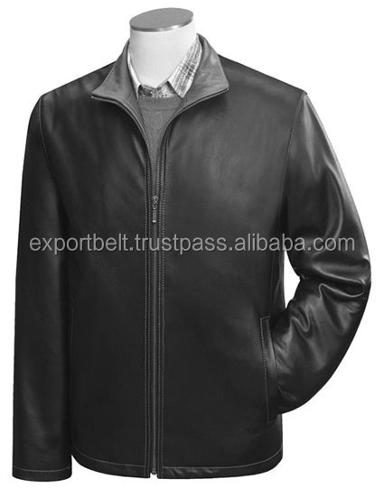Genuine Leather coat and jackets for men and women