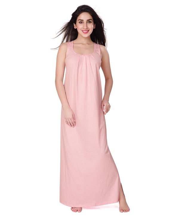Bangladesh Ladies Cotton Nightgown, Bangladesh Ladies Cotton ...