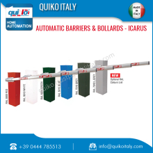 Barrier Arm Gate Operators and Openers for High Traffic Use