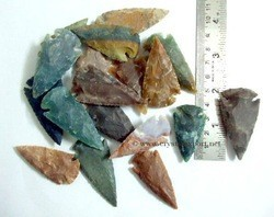 Wholesale Indian Arrowheads 1.50-2 Inches