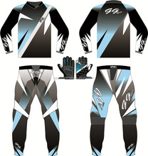 Custom Mx Jersey Pants/Motocross Dirt Bike Gear/Set Motocross Jersey and Pant Off-Road