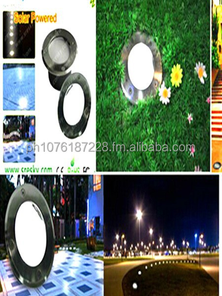 Solar underground light(ESL-01) -WholeSaler-Retailer Philippines