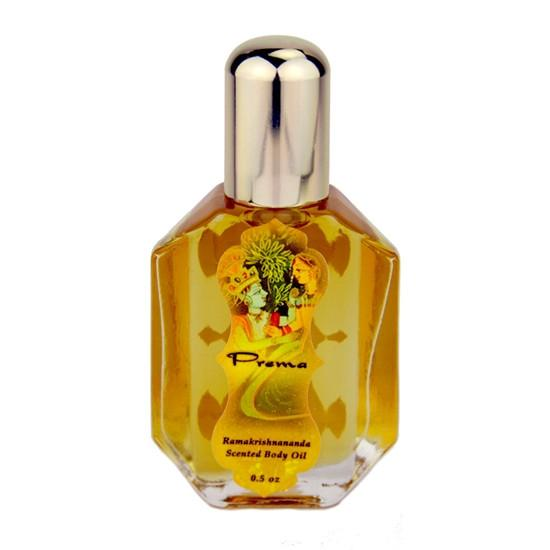 Perfume Attar Oil Prema for Bliss - 0.5oz - Export from NY, USA - FREE Samples - No minimum order - Made by Yogis