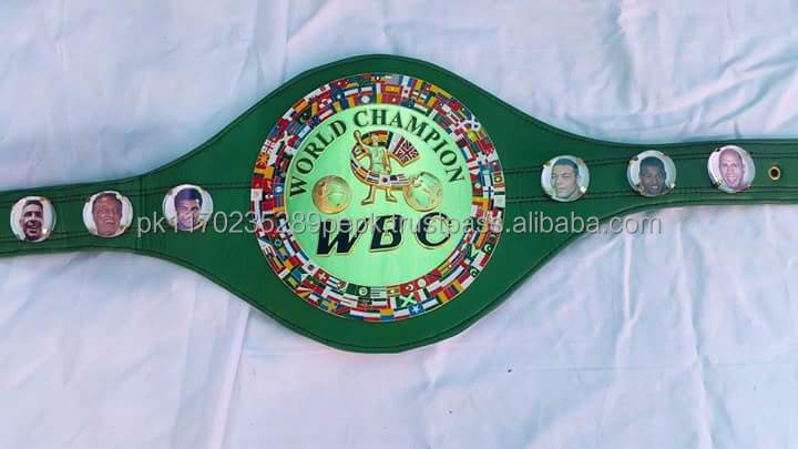 Original WBC Boxing Champion Belt