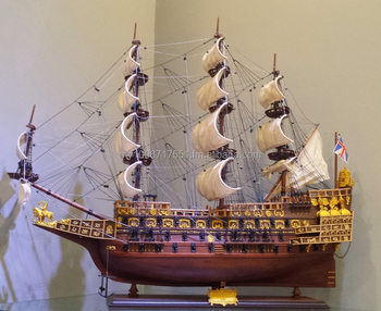 SOVEREIGN OF THE SEAS SHIP MODEL (90CM)