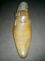 Gents Complete Leather Pishawri Chappal