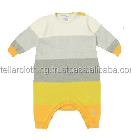 Custom-made 100% cotton baby clothes made in India
