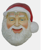 Santa Face Wall Decor. ID: 2722